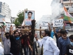 Sushant Singh Rajput Death: Fans burn Uddhav Thackeray's effigy, demand CBI inquiry