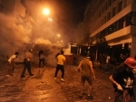 Protest erupts in Beirut