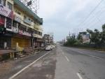 Anti-Covid-19 lockdown in Patna