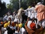 Farmers protest hits Delhi's Jantar Mantar