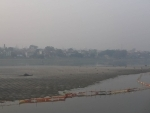 View of Ganga in Prayagraj