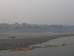 View of Ganga in Prayagraj