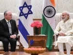 NSA of Israel Ben Shabbat calls on PM Modi