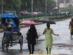 Monsoon in Patna