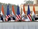 India-US 2+2 dialogue joint statement