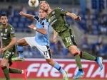 Serie A soccer match between Lazio and Cagliari