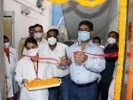 Jharkhand CM Hemant Soren inaugurates Plasma Centre