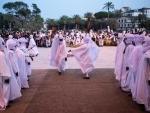 View of Tabu festival in Libya's capital Tripoli