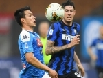 Serie A football match between FC Inter and Napoli