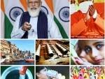 Prime Minister Narendra ModI in Uttar Pradesh