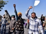 Delhi Chalo farmers reach Singhu border
