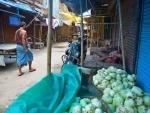Lockdown in Agartala to curb Covid-19 spread