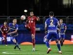 Chinese Football Association Super League (CSL) Dalian Division in Dalian
