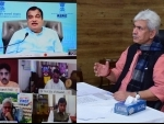 J&K Lieutenant Governor Manoj Sinha addresses conclave through virtual mode in Jammu