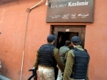 NIA conducts raids in Srinagar