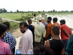 People gather at Vikas Dubey's encounter spot in Kanpur