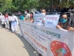 Protests agaunst CAA in Assam