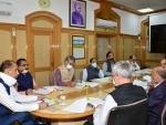 Shimla: Jai Ram Thakur State presides over SSWC&MA.