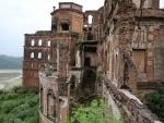 Jammu's historic Mubarak Mandi undergoing renovation