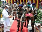 Maj Gen I M Lamba inaugurates COVID High Dependency Unit (HDU) Complex at Military hospital