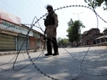 Aug 5: Security beefed up in Srinagar