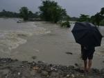 Flood in Bajali