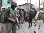 Terrorist attack in Srinagar