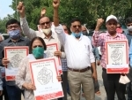 Journalists demand justice for Vikram Joshi
