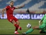 Serbia, Turkey clash at UEFA Nations League football match