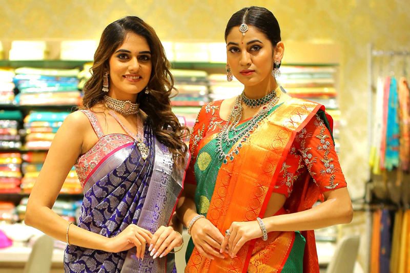 Bridal collection launch in Hyderabad