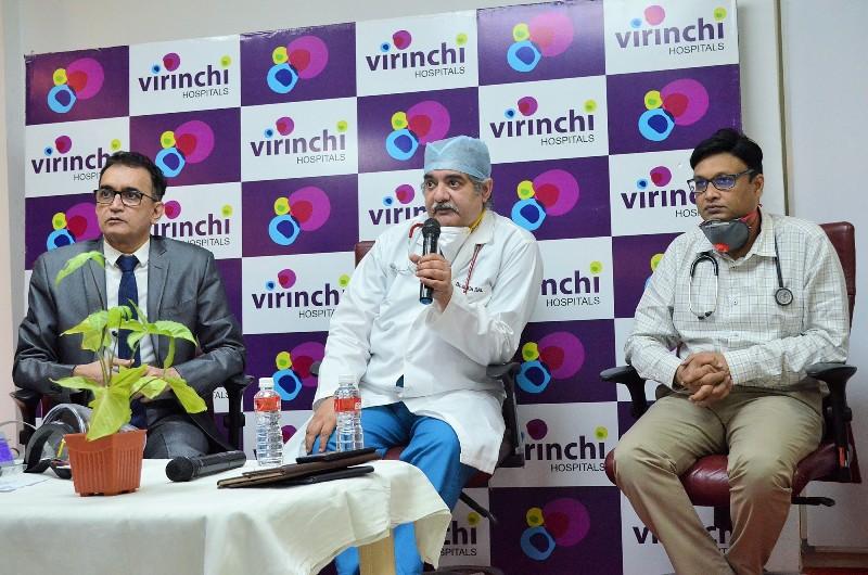 Dr Avinash Dal to brief media in Hyderabad today