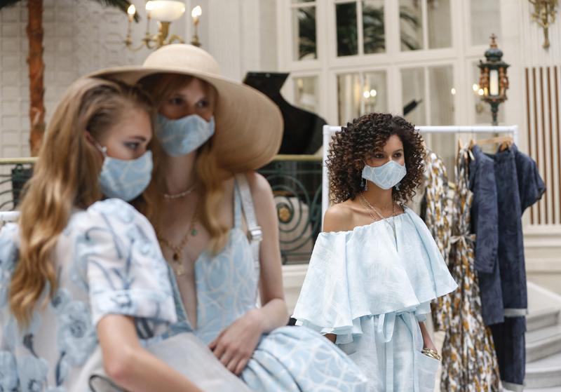 London Fashion Week amid COVID-19