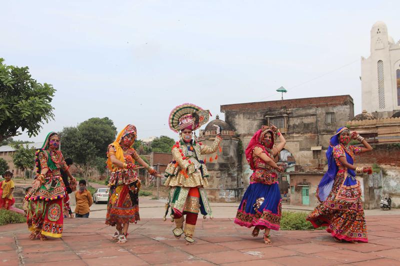 Gujarat readies ahead of Navratri
