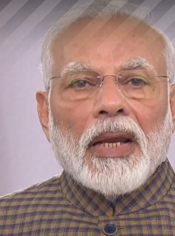 PM Modi addresses nation, announces 21-day complete shutdown
