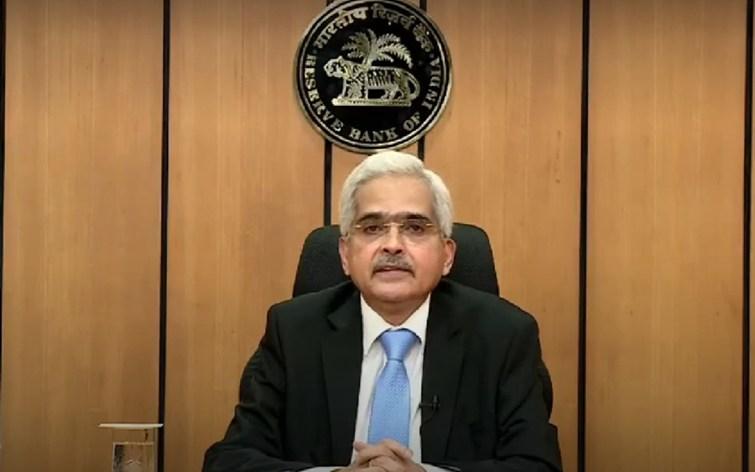 RBI Governor Shaktikanta Das addresses press conference