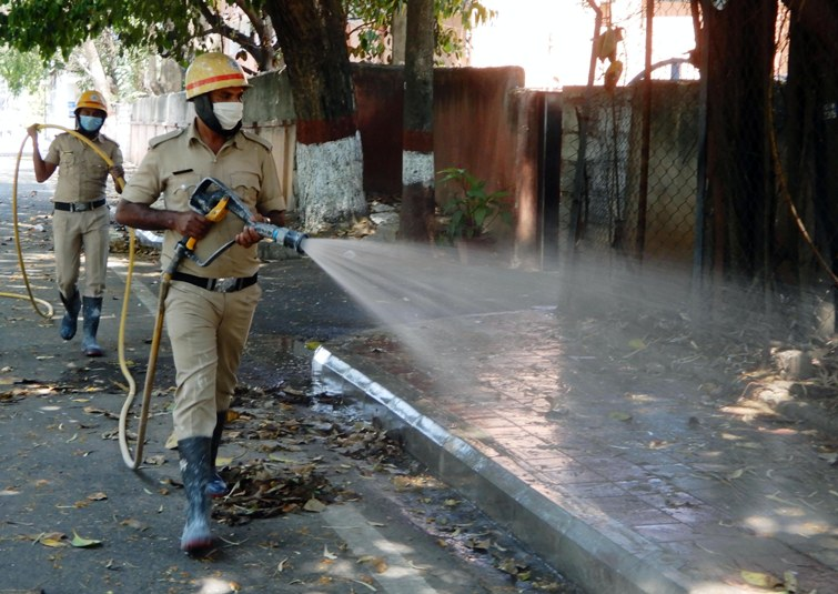 India under lockdown to combat Covid-19: Day Two