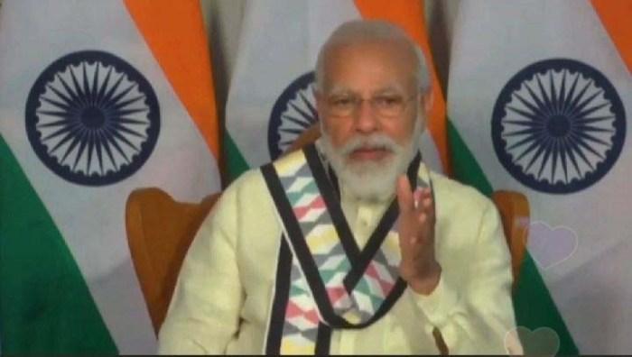 PM Modi addresses 95th annual plenary session of ICC