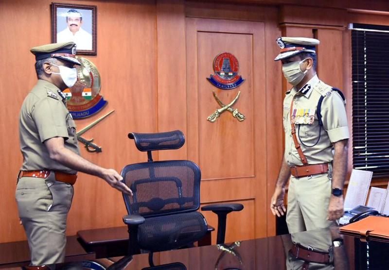 Mahesh Kumar Aggarwal becomes Greater Chennai Police Commissioner