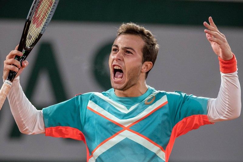 French Open tennis tournament