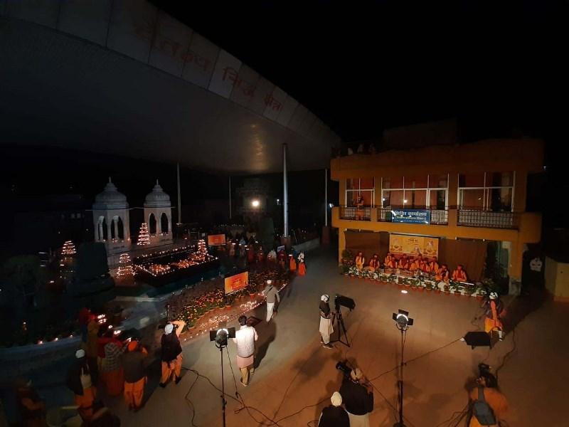 Dev Deepawali in Haridwar