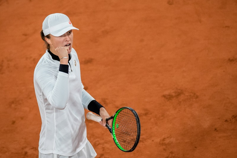Glimpses of French Open in Paris