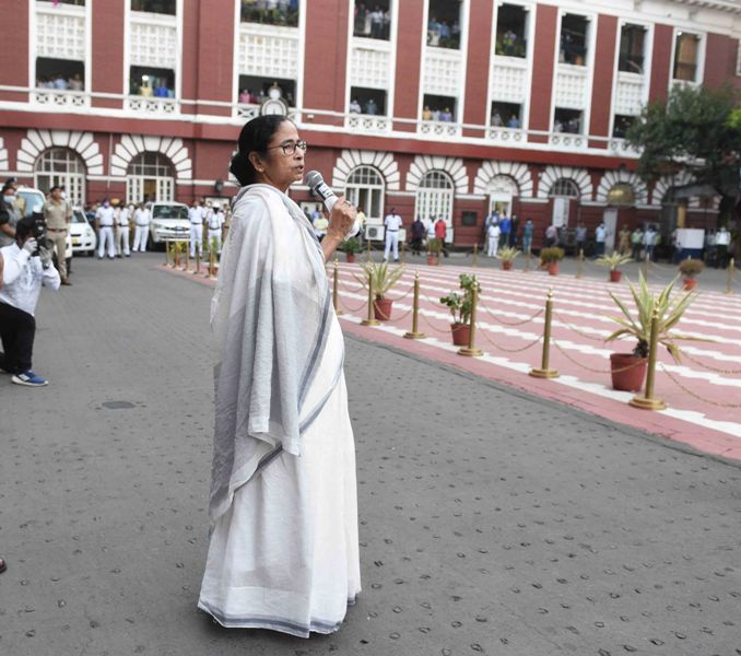 IndiaFightsCorona: Glimpses of the Seventh Day of lockdown
