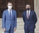 Spanish PM meets King Felipe VI