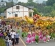 Dragon dance to celebrate upcoming Chinese farmers harvest festival