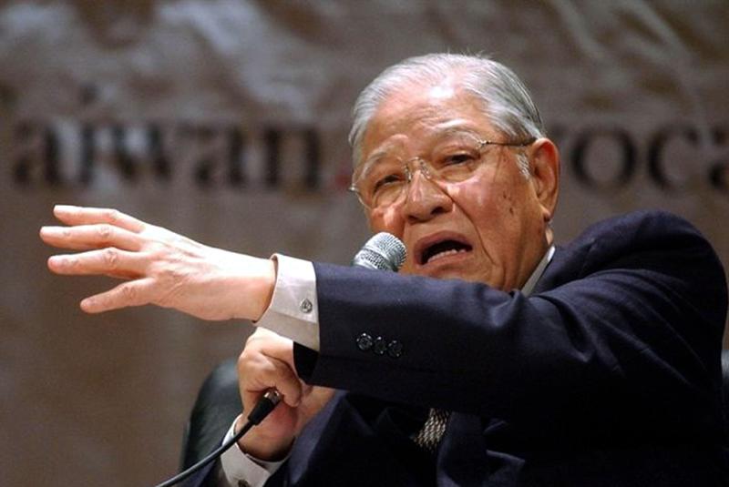 Lee Teng-hui dies