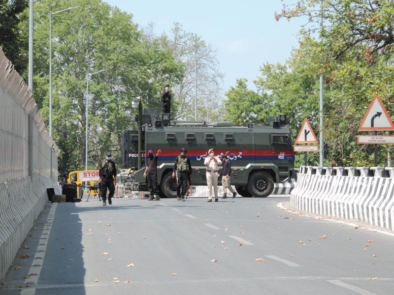Independence Day celebration in Kashmir