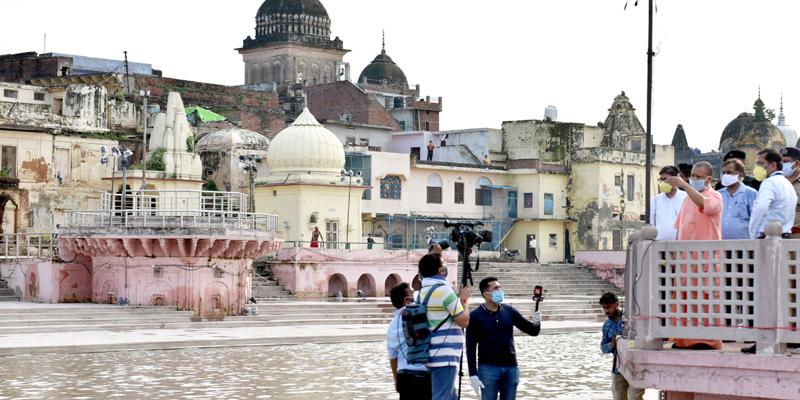 Ayodhya gears up for mega Bhoomi Poojan ceremony