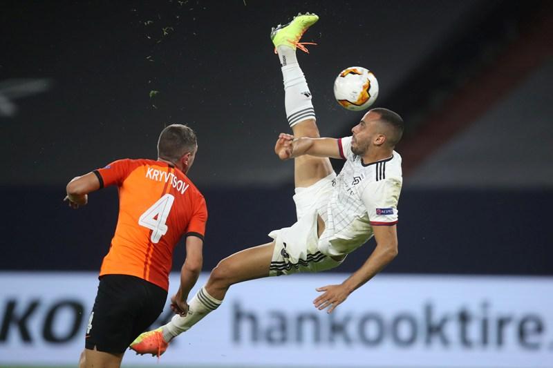 Glimpses of UEFA Europa League quarterfinal