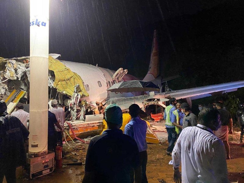 17 die in Air India Express plane crash in Kozhikode