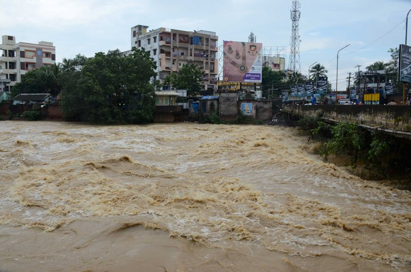 Flood in Eluru